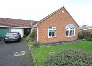 Thumbnail 3 bed detached bungalow for sale in Equity Road, Earl Shilton, Leicester