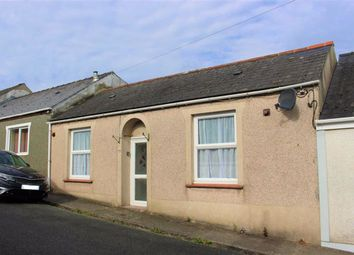 Thumbnail 2 bed terraced bungalow for sale in Thomas Street, Pembroke