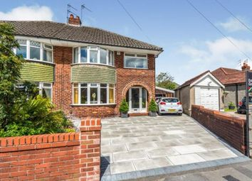 4 bed semi-detached house for sale in Deyes Lane, Liverpool, Merseyside L31