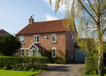 Thumbnail 3 bed cottage for sale in Milton Cottage, Crambe, York