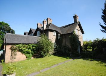 Thumbnail 3 bed end terrace house to rent in Cross Cut Lane, Weston Road, Baschurch, Shrewsbury