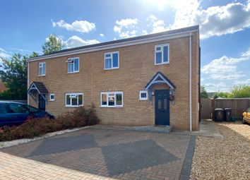 Thumbnail 2 bed semi-detached house for sale in The Brambles, Westfields, Easton On The Hill