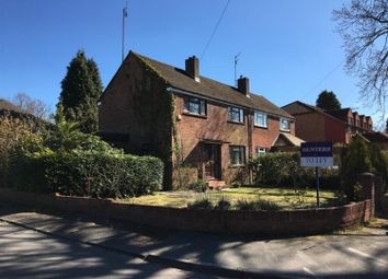 Thumbnail 3 bed semi-detached house to rent in Buckhurst Way, East Grinstead