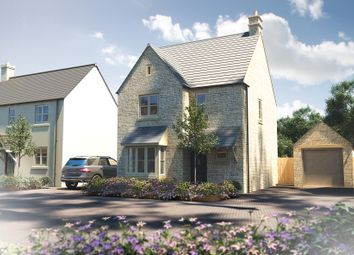"Thumbnail 3 bed detached house for sale in ""The Whitfield"" at Kingfisher Road, Bourton-On-The-Water, Cheltenham"