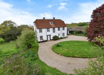 Thumbnail 7 bed detached house for sale in Wickham Hall Lane, Wickham Bishops, Witham