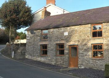 Thumbnail 2 bed cottage to rent in Adpar, Newcastle Emlyn