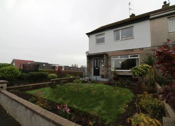 Thumbnail 3 bed semi-detached house for sale in Hopetoun Drive, Aberdeen