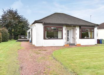 Thumbnail 3 bed bungalow for sale in Manor Road, Old Drumchapel, Glasgow, East Dumbartonshire