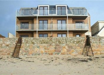 Thumbnail 2 bed flat to rent in La Greve D'azette, St. Clement, Jersey