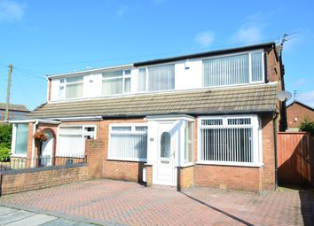 Thumbnail 4 bed semi-detached bungalow for sale in Glencross Place, Blackpool