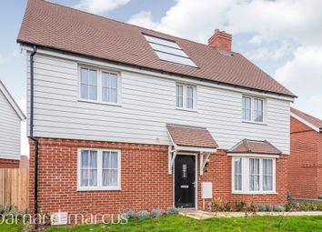 Thumbnail 4 bedroom detached house for sale in Kiln Crescent, Horley