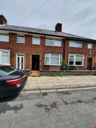 3 bed terraced house to rent in Marlborough Road, Tuebrook, Liverpool L13