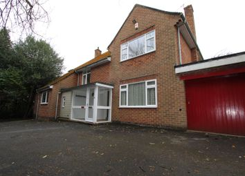 Thumbnail 5 bed detached house to rent in Makeney Road, Holbrook, Belper