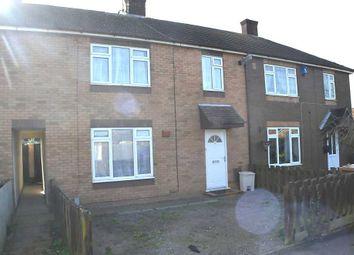 Thumbnail 3 bedroom terraced house for sale in Jeffery Avenue, Walsoken, Wisbech