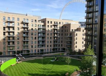Thumbnail 1 bedroom flat for sale in North West Village, Wembley Park