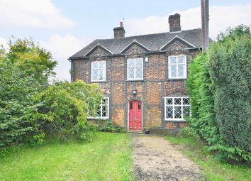 Thumbnail 4 bed detached house for sale in Station Road, Norton Bridge