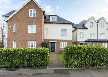 Thumbnail 4 bed town house for sale in County Gardens, Isleworth