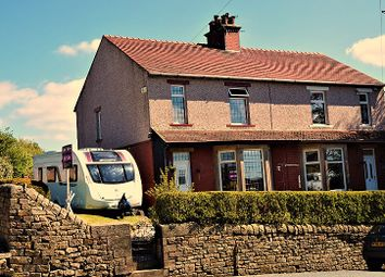 Thumbnail 3 bed semi-detached house for sale in Skipton Old Road, Colne