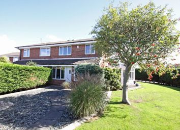 Thumbnail 4 bed semi-detached house for sale in Ingleton Road, Southport
