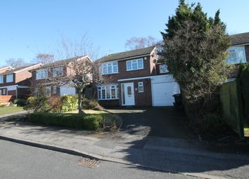 Thumbnail 4 bed detached house to rent in Quarry Road, Ravenshead, Nottingham