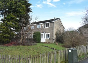 Thumbnail 1 bed end terrace house for sale in Dale View Road, Keighley, West Yorkshire