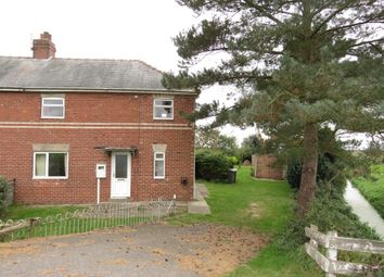 Thumbnail 3 bed end terrace house for sale in New Road, Martin Dales, Woodhall Spa