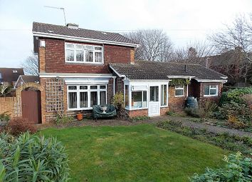 Thumbnail 3 bed detached house for sale in Priestfields, Rochester