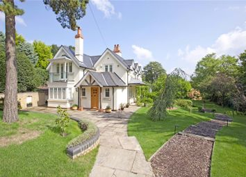 Thumbnail 4 bed detached house for sale in Dean Lane, Cookham, Maidenhead, Berkshire