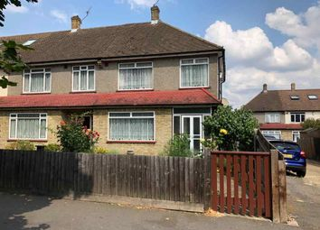 Thumbnail 3 bed end terrace house for sale in Palace Road, London