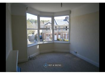 Thumbnail 2 bed flat to rent in Babbacombe Road, Torquay