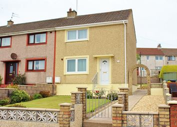 Thumbnail 2 bed semi-detached house for sale in 26 Dunbae Road, Stranraer