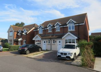 Thumbnail 3 bed semi-detached house for sale in Hamilton Court, Holbury, Southampton