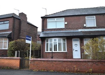 Thumbnail 2 bed town house for sale in Suffolk Street, Oldham