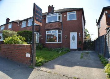 3 bed semi-detached house for sale in Marlborough Road, Gee Cross, Hyde SK14