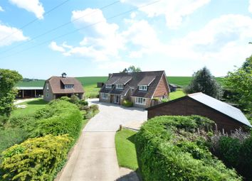 Thumbnail 4 bedroom equestrian property for sale in Boreham Lane, Wartling, Hailsham