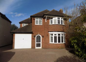 Thumbnail 4 bed detached house for sale in Galscote Road, Galscote Village, Tamworth, Staffordshire