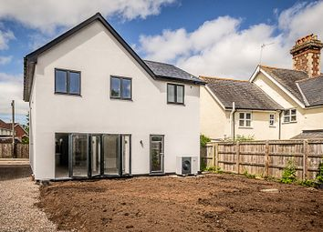 Thumbnail 4 bed detached house for sale in Station Road, Whimple, Exeter