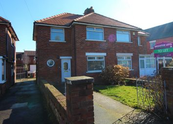 Thumbnail 3 bed terraced house to rent in Lancaster Rd, Blackpool