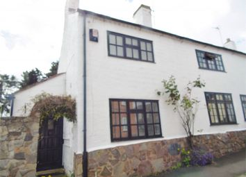 Thumbnail End terrace house to rent in Main Street, Dunton Bassett, Lutterworth, Leicestershire