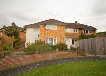Thumbnail 4 bed semi-detached house for sale in Leigh Road, Andover