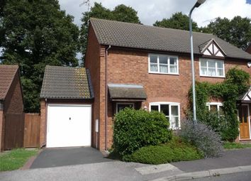 Thumbnail 2 bedroom semi-detached house to rent in Frances Gibbs Gardens, Whitnash, Leamington Spa
