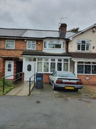 Thumbnail 3 bed terraced house for sale in Churchill Road, Bordesley Green