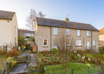 Thumbnail 3 bed semi-detached house for sale in 60 Parkgrove Road, Edinburgh