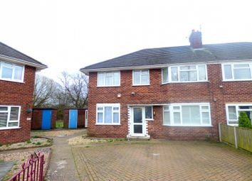 Thumbnail 2 bed property to rent in Salterford Road, Hucknall, Nottingham