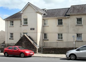 Thumbnail 2 bed flat to rent in West Street, Tavistock