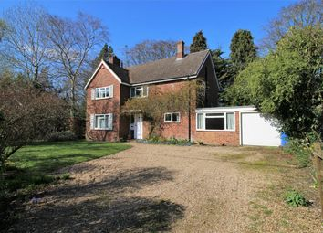 Thumbnail 3 bed detached house for sale in Meadow Lane, Hartley Wintney, Hook