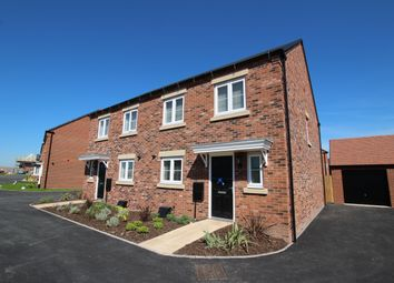 Thumbnail 4 bed semi-detached house to rent in Village Street, Edwalton, Nottingham