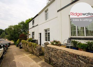 Thumbnail 2 bed terraced house to rent in Barewell Road, Torquay