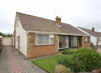 Thumbnail 3 bed semi-detached bungalow for sale in Ambleside Close, Thingwall, Wirral