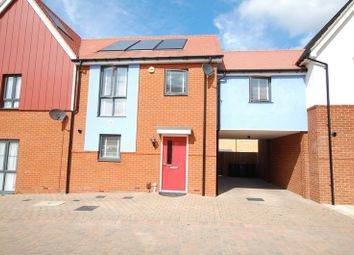 Thumbnail 4 bed semi-detached house for sale in Grangewick Road, Grays